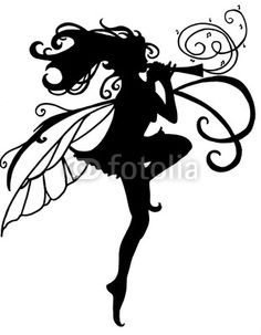 Fairys free dxf and svg file Fairy Silhouette, Fairy Lanterns, Bird Free, Scroll Saw Patterns, Fairy Art, Jar Crafts, Paper Cutting, Line Art, Paper Art