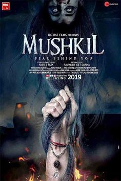 Mushkil Hindi HDRip is a Hindi Movie Collected From Hindi Movies And Available Quality in 357 MB and Quality in 935 MB. This Movie based on Horror, Thriller. Movies To Watch Online, Movies To Watch Free, All Movies, Movies 2019, Hindi Bollywood Movies, Latest Hindi Movies, Movie Plot, Movie Info, Full Movies Download
