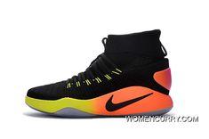 f22bddde8ce0 Nike Hyperdunk Unlimited Black Black-Pink Blast-Volt-tal Orange Cheap To Buy