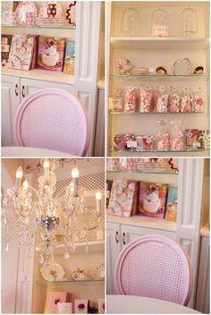 A Rather Pastel Cake Shop In London   2015 interior design ideas