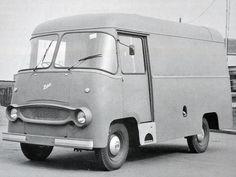 Trojan Panel Van