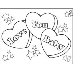 Read moreI Love You Baby Coloring Pages Star Coloring Pages, Valentines Day Coloring Page, Printable Adult Coloring Pages, Coloring Pages To Print, Coloring Pages For Kids, Coloring Books, Kids Coloring, Fairy Coloring, Love You Baby