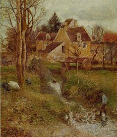 Camille Pissarro Paintings 6