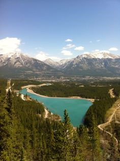 Grassi Lakes, Alberta Canada