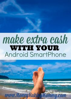Use your Android phone to earn a little extra cash wit this app! Easy to use and free. Many are making $1 a day in less than 10 minutes! That's an extra $30 a month to use on whatever you need or want! Read this full review at MoneyMakingMommy.com!