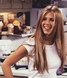 The gorgeous Aniston.
