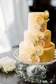 Fruit Wedding Cake, Cool Wedding Cakes, Elegant Wedding Cakes, Wedding Cake Designs, Cupcakes, Cupcake Cakes, Wedding Cake Inspiration, Cake Art, Dessert Table