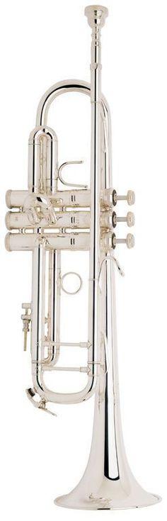 Bach Stradivarius Model 180S-37 ML Professional Trumpet BRAND NEW  #Bach