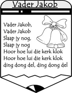 My Children Quotes, Kids Poems, Children Songs, Kindergarten Lessons, Preschool Learning, Animals Name In English, Afrikaans Language, Classroom Expectations, Afrikaans Quotes