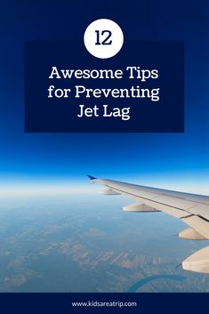 Traveling through time zones can be exhausting! These are our favorite tried and true tips for preventing jet lag for you to use on your next trip! - Kids Are A Trip Travel Advice, Travel Guides, Travel Tips, Travel Destinations, Air Travel, Travel Hacks, Travel Stuff, Perth, Travel With Kids