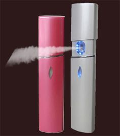 A multi-functional integrated high-tech nanometer skin care facial steamer. A multi-functional integrated high-tech nanometer skin care facial steamer. It can ionize the water Facial Skin Care, Natural Skin Care, Gadgets, Facial Steamer, Discount Beauty, Light Therapy, Skin Firming, Laser Hair Removal, Gadget