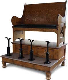 shoe shine stands - Google Search