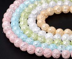 Howlite Turquesa Verde Piedra Preciosa 5-100Pcs Joyería redonda suelta perlas pulsera Hazlo tú mismo