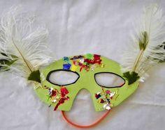 Activities: Make a Junkanoo Mask