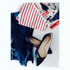 Saturday outfit. French style! <3 Ballerinas from By Blanch. www.byblanch.com