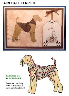Iris Folding: Animals