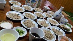 Izusi soba, aka Sara soba #Japan #Food