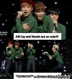 HAHAHAHAHAHAHAHAHAHAH OMG I CRIED LAUGHING XD-Also don't forget how cute D.O. is!:D