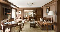 Suite Prince de Galles - Hôtel Ritz Paris 5 étoiles