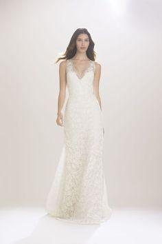 Robes de mariées Carolina Herrera 2017 : une mariée sensuelle et ultramoderne Image: 2