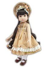 """[ RAG002 ] inventario 18 pulgadas American girl Doll - - 18 """" Amy vestido de la muñeca para el sector minorista 2016 nuevo elemento(China (Mainland))"""