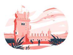 Cities: Torre de Belém