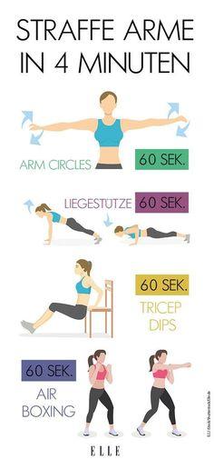 Wenn es um Workouts geht, haben wir immer die gleichen Problemzonen im Visier: Po, Oberschenkel, Bauch! Was wir gerne außer Acht lassen, sind die Schultern, die doch gerade in diesem Sommer mehr denn je im Fokus stehen. Vier Übungen reichen aus, um den Oberkörper Off-Shoulder-tauglich zu machen.