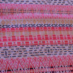 Camp Paradise Pink Jacquard Knit