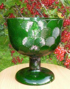 Asumisen-Kauneuden-Musiikin- ?????-Ritari: 2009 Nordic Design, Scandinavian, Glass Art, Plating, Perfume Bottles, Ceramics, Green, Vintage, Ceramica