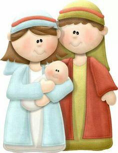 Nacimiento Christmas Graphics, Christmas Clipart, Christmas Nativity, Christmas Art, Handmade Christmas, Christmas Ornaments, Christmas Time Is Here, Christmas Cards To Make, A Christmas Story