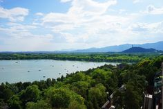 The Summer Palace, a must for travellers in Beijing. http://www.beijing-haidian.com/2015/1207/34852.html