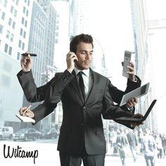 ¿Eres multitasker? ¿Cuántas cosas eres capaz de hacer a la vez?