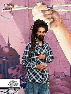 Robbie Dreadyez - See more at giuliosciorio.com