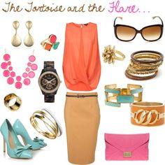 The Tortoise and the Flare... more goodies than I can handle- but good bones.