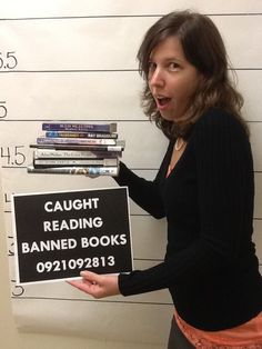 8351d87772 Banned Books Mug Shots