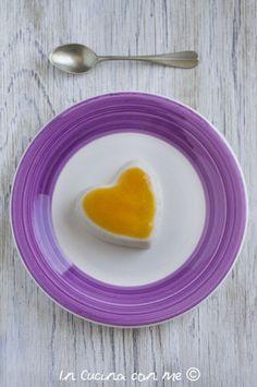 Un cuore di panna cotta - In Cucina con Me