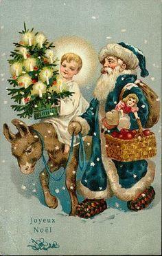 Cinnamon Rose Cottage: Aqua and White Christmas Decor