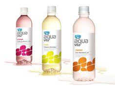 Propuestas de packaging para aguas energeticas.
