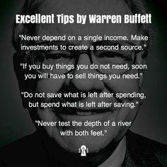 #WarrenBuffet #thinkandgrowrich #wisdom #Grind #Build #Empire #successful…