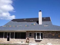 Best Residential Shingle Atlantic Blue Roof House 640 x 480