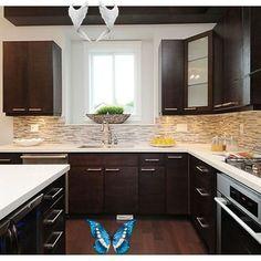 Vancouver Kitchen backsplash Design Ideas, Pictures, Remodel and Decor<br>