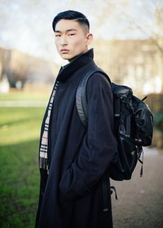 Sang Woo Kim in London