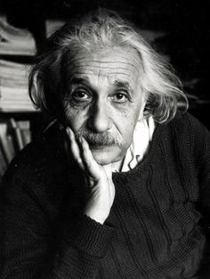 Volume 2, Page 114, Picture 6, Portrait of German born US physicist and mathematician Albert Einstein (Photo by Popperfoto/Getty Images)