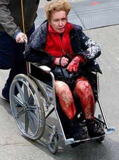 3 dead including boy, more than 140 injured as bombs explode at Boston Marathon