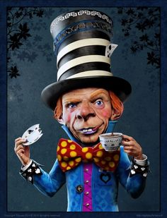 Alice in Wonderland - The Mad Hatter
