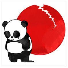 Sad Panda #panda