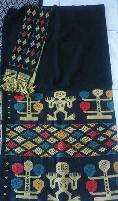 Hand made woven fabric-NTT-indonesia