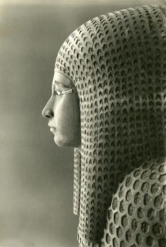 Outer coffin of Queen Merytamun (M10C 119). Photograph by Harry Burton, 1929. Archives of the Egyptian Expedition, Department of Egyptian Art.