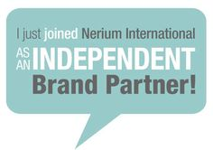 """""""Etienne, congratulations on becoming a Nerium Brand Partner! Debbie and I are thrilled to be working with you again. Guess we'll now have to travel to the Virgin Islands to """"work""""!. Yes!!"""" ~ Brice Reynolds"""