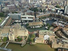 St. Katherine's Dock. @MPSinthesky #London (LW15)